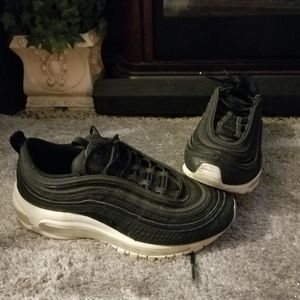 Air Max 97 PRM Black White (W)